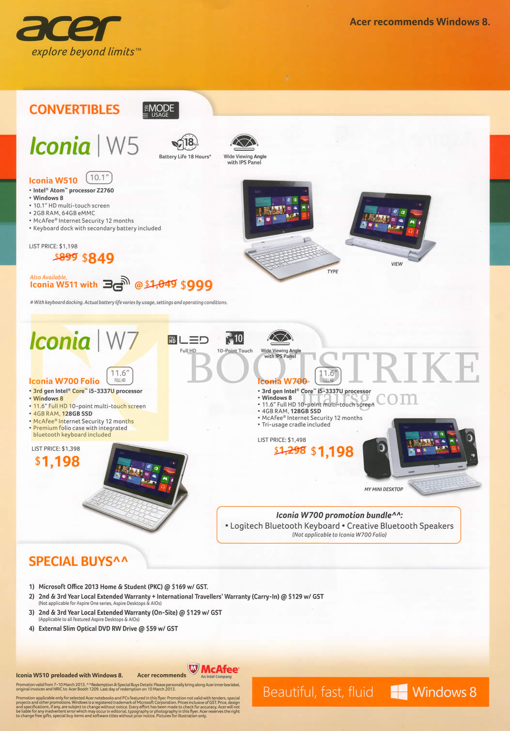 acer desktop price list pdf