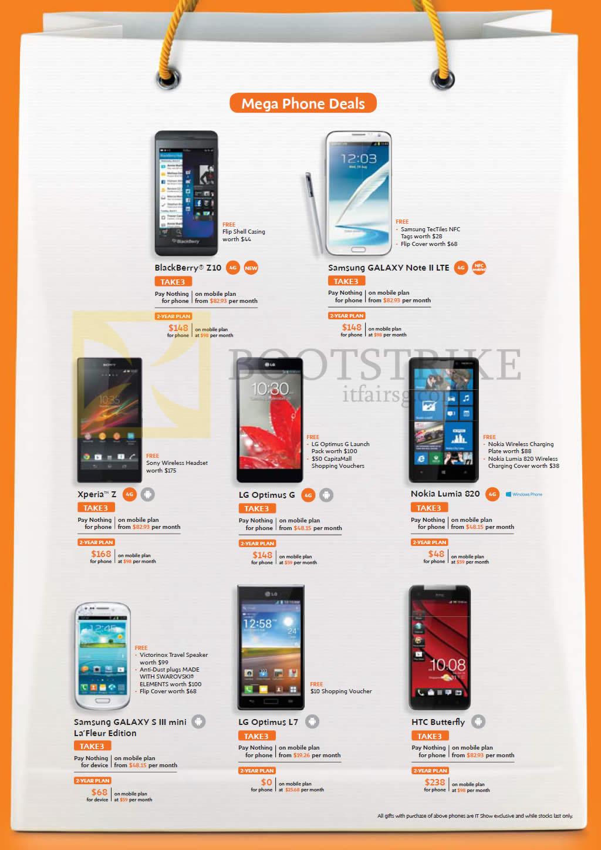 Samsung Mobile Price List 2013
