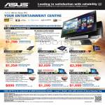 AIO Desktop PC P1801 Transformer AIO Tablet, PC Station, ET2220INTI-i5, ET2300INTI-i7, ET2701INTI-i7, ET221OIUTS-i3, ET2411INTI-i5 I7