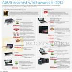 Notebooks 4,168 Awards In 2012