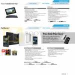 Notebooks Android Transformer Pad TF300T TF300TG (3G), Transformer Pad Infinity TF700, PadFone 2 LTE (Phone), PadFone 2 Station