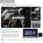 Notebooks N Series Premium Audio Technology, Full HD Display Panels