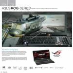 Notebooks ROG Republic Of Gamers G Series Gaming Laptops