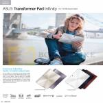 Notebooks Transformer Pad Infinity HD Android Tablet