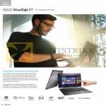 Notebooks VivoTab RT Tablet