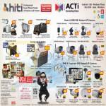 MCL HiTi Mobile Desktop Kiosk Photo Printers P110S, S420i, P720L, P5105, P510K, ACTi IPCam