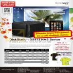 Ace Peripherals MCL Synology DiskStation DS411J DS411 DS413J DS413 DS412 Plus DS411slim VS240HD VS80