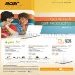 Notebooks Aspire S7, S7-191-53334G12a, S7-391-53334G12a, S7-391-73534G25a