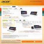 Acer Tablets Iconia Convertibles Iconia W510, W700 Folio, W700.jpg