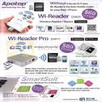 Wi-Reader DW09, Wi-Reader Pro DW17, SmartSuit