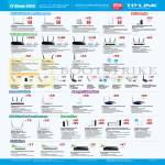 TP-Link Networking 3G 4G Wireless Routers, 3G Dongle, USB Adapters, Access Point, Range Extenders, ADSL2 Modem Router, Powerline, Switches