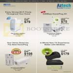 Networking Wireless Repeater WL559E, HomePlug AV HL113E, HL115EP, PlayXtreme 2 ITV102EW