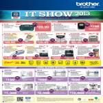 Labellers P-Touch PT-80, PT-H105, PT-1290VP, PT-D200VP, PT-2430PC, PT-2030, PT-2730, PT-7600VP, QL-700VP, Sewing Machine, AS2730S, NV-10, NV-50, NV-950, NV-1250D, PR-1000e
