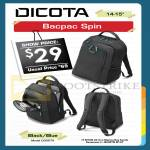 Dicota Bacpac Spin D30575 Bags