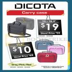 Dicota Carry Case D30338 N28068 Carry Case Bags