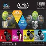 X-Mini Speakers Uno Capsule Speaker, Max, X-Mini II, Max II, Rave, Kai