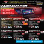 Notebooks Alienware M14X, M17X