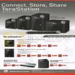 Buffalo NAS TeraStation TS5200D, TS5400D, Pro Rackmount WSS, Pro Quad WSS
