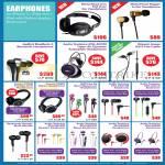 Earphones Headphones MotorHead, JayBird BlueBuds X, Audio Technica ATH-AD700 CKL202 CKF303 EQ500 ON303, Klipsch S4i II, Cresyn, Skullcandy Smokin