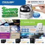 Fida Prolink Networking PRT7002H, UPS PIC1006WN, PRO901S, PRO902S, PRO903S