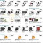 Accessories Headsets, Speakers, Optical Drive, Adapters, Batteries, Software, Backpacks