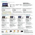 Notebooks Ultrabooks Dv6-7307Tx, 7308TX, 7309TX, Envy 4-1101TX, 4-1119TU, 6-1110TX, X2 11-g002TU