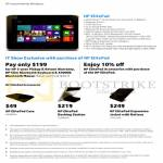 HP Tablet ElitePad Specifications, Accessories Case, Docking Station, Expansion Jacket