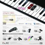 ITech VoiceClip 609 Bluetooth Headset, MyVoice 709, 615i, Clip Music 802i, 313, VoiceClip 310m, Clip II Mini 606i, Naro 6011