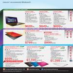 Notebooks G480, G480, IdeaPad S400, Z400, Z500