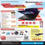 Notebooks IdeaPad Yoga 13 Ultrabook, Sure Win Lucky Dip