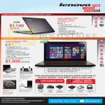 Notebooks Ideapad U310 Ultrabook, Y500