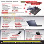 Notebooks ThinkPad Twist Ultrabook, Edge E430, X230, T430