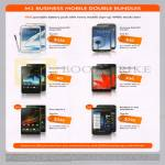 Business Mobile Samsung Galaxy Note II LTE, S III LTE, Sony Xperia V, Sony Xperia Z, LG Optimus G, Blackberry Z10