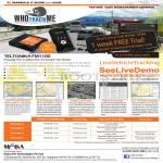 Maka GPS Teltonika FM1100 AVL Terminal, LiveVehicleTracking