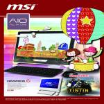MSI AIO Desktop PC AE2281G