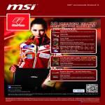 MSI Notebooks 10 Reasons To Buy MSI Gaming Machines