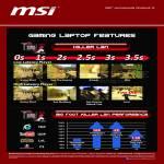 MSI Notebooks Gaming Laptop Features Killer Lan