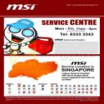 MSI Service Centre Address