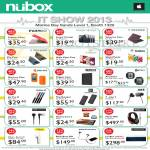 Nubox Accessories Case, T-Jays 3 Earphone, Ultimate Ears UE350, Jawbone Jambox, Plantronics, Jabra, Klipsch Mode M40