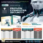 Eset Smart Security 6, NOD32 Antivirus 6 Software
