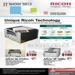 Printers Laser Aficio SG 3110DNW, Aficio SP 1200SF