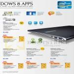Notebooks Series 9 NP900X4C-A03SG Ultrabook, NP900X4C-A02SG, NP900X3C-A03SG, NP900X4D-A02SG
