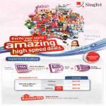 Broadband Fibre N Fixed Line 150Mbps, 200Mbps, 300Mbps
