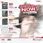 Singtel Mobile Phones Sony Xperia Z, Nokia Lumia 820, LG Optimus G, Samsung Galaxy Note II LTE