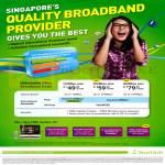 Broadband Fibre 150Mbps, 200Mbps, 300Mbps Assured Speeds, Free Anytime TV