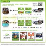 Cable TV Thangam Combo Pack, Shou Xuan Yu Le Combo, Movies On Demand