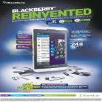 Mobile Phones Blackberry Z10, Free Robinsons Voucher