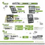 Starhub Mobile Phones HD Voice LG Optimus G, Sony Xperia Z, Samsung Galaxy Note II LTE, HTC Butterfly, Cable TV Box Office Combo Pack