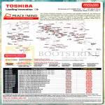Toshiba Warranty International Countries, Upgrade Warranty Options
