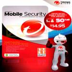 Trend Micro Mobile Security Android Smartphones, Tablets